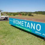 Veículo Biometano