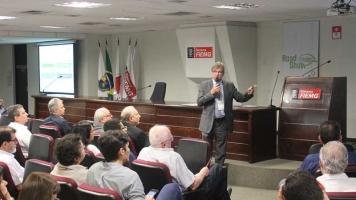 Ecomondo Brasil foi apresentada para empresários mineiros na Fiemg