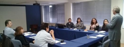 Cultura de sustentabilidade: Primeira reunião do Comitê Cientifico