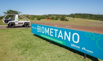 Protótipo de veículo movido a biometano vai atender agronegócio