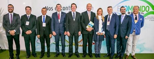 Inovação e Ecoefiência marcam exposição na FIMAI ECOMONDO