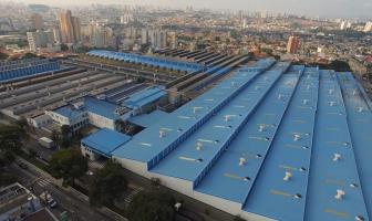 Termomecanica substitui 180 mil metros quadrados de telhado por material ecológico