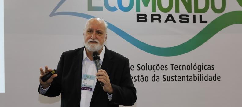 Ecomondo Brasil: Palestra Magna com Ricardo Young sobre desafios da gestão sustentável abre segundo dia do evento