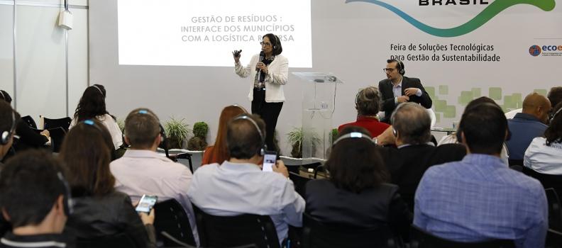 Ecomondo Forum: especialistas debatem gestão de resíduos e logística reversa