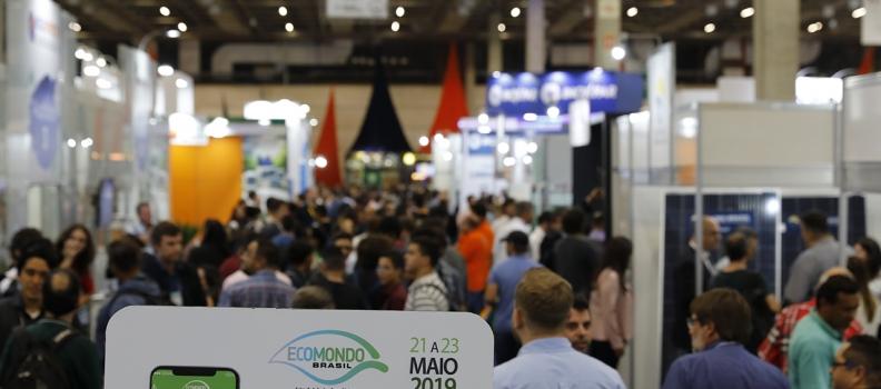Com público diversificado e qualificado, Ecomondo Brasil 2019 supera expectativas, segundo expositores