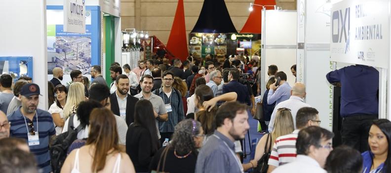 Ecomondo Brasil: empresas conceituadas e debates de qualidade garantem sucesso de visitação