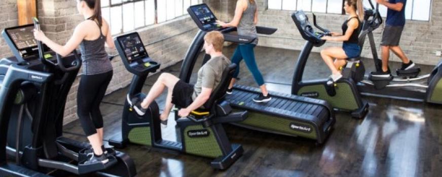 Eco Gym: alunos geram energia limpa em academia