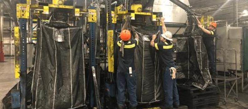 Bridgestone apresenta ao mercado de pneus o primeiro uso em escala de negro de fumo recuperado