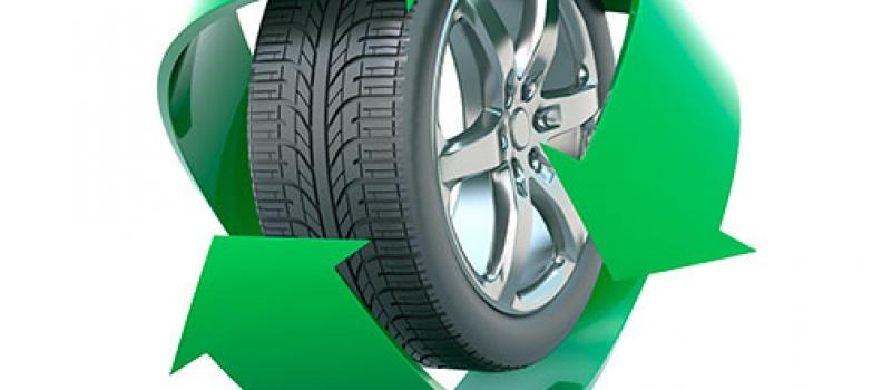 Empresas recolhem quase 460 mil toneladas de pneus