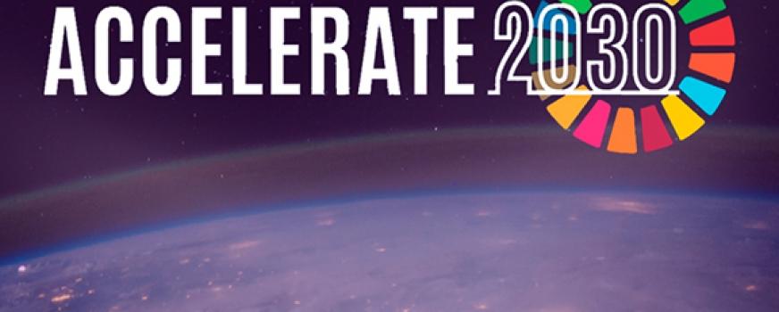 Accelerate2030 é lançado simultaneamente em 16 países para apoiar negócios de impacto
