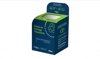 Leroy Merlin estabelece parceria com a gestora da logística reversa de eletrônicos Green Eletron