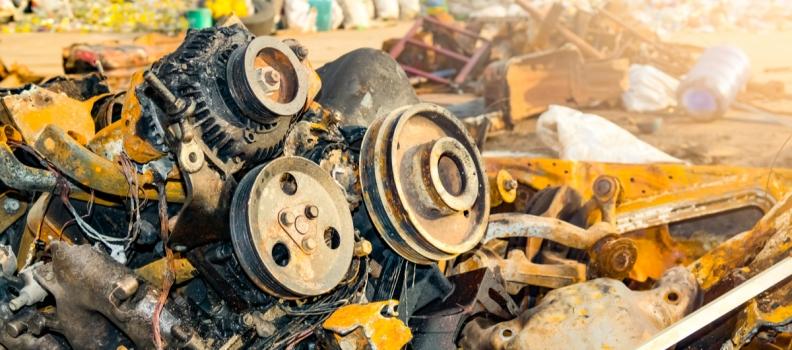Ilha da Reciclagem automotiva mostra benefícios socioambientais deste novo mercado