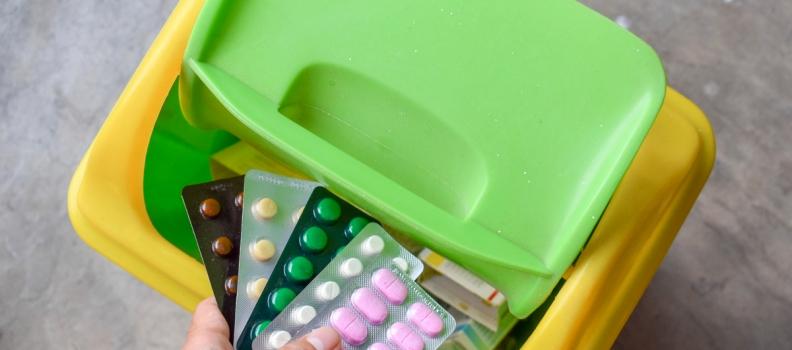 Plataforma da Roche ajuda a identificar postos de coletas que fazem descarte correto de medicamentos