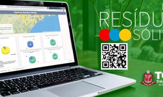 Tribunal de Contas lança plataforma virtual de resíduos sólidos